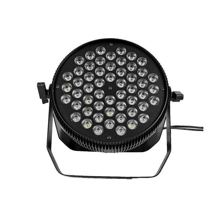 Slim Wash Par Light 54*3W RGBW SL-3301A