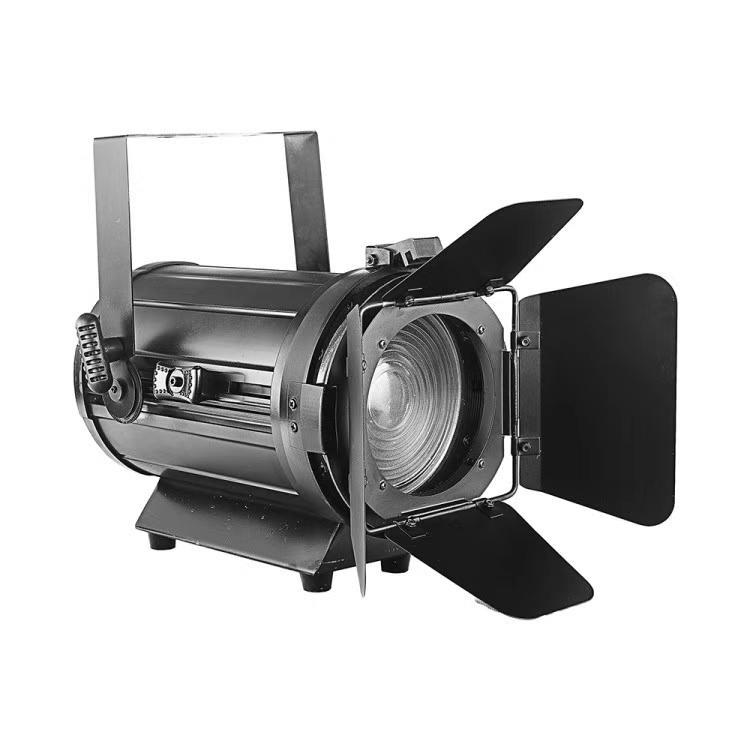 100W WW/CW 2in1 4in1 LED Fresnel Light SL-3332
