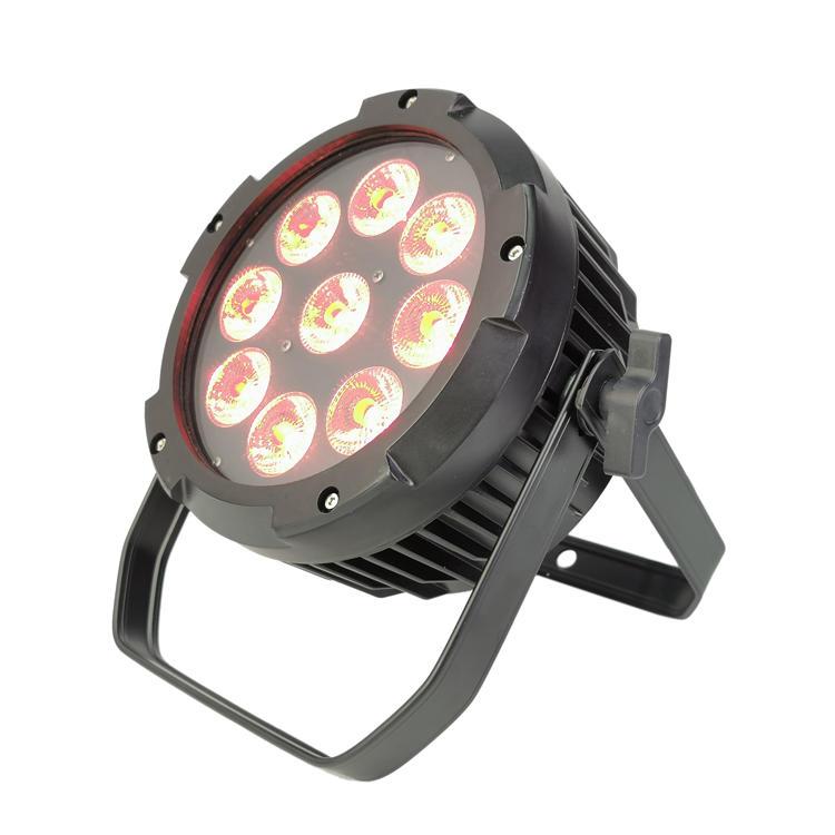 Wireless Battery 9*18W LED Slim Up Light SL-2049