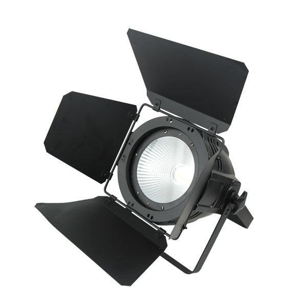 100W 200W LED Cob Par Can Light with Barn Door  SL-3001C200