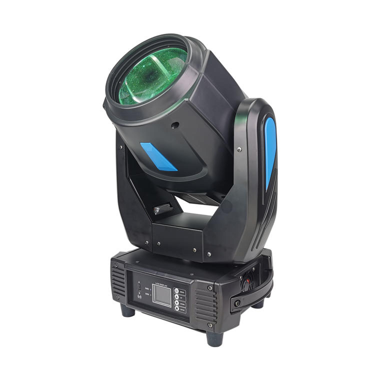 260W 9R Sharpy Beam Moving Head Light SL-1261