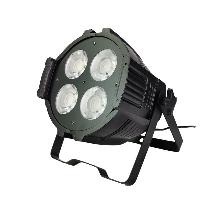 4x50W 4in1 RGBW LED cob Par Light SL-3001H