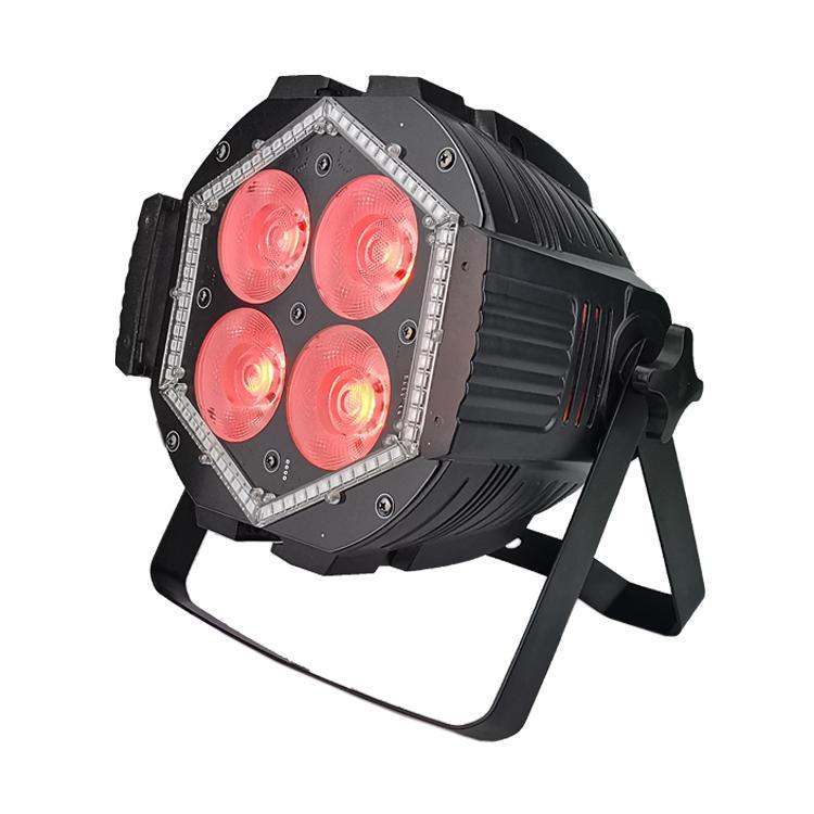4pcs Wash LED Matrix Par Light SL-3001L