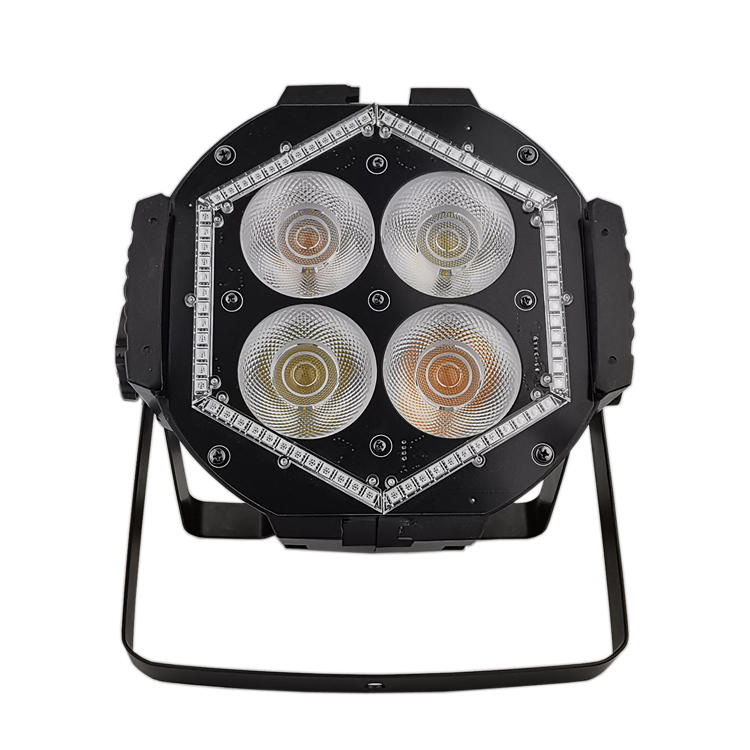4pcs Wash LED Matrix Par Light SL-3001L