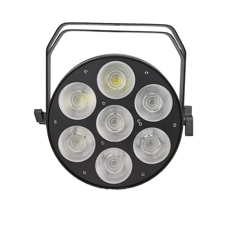 7PCS 40W 4IN1 RGBW LED Wash Matrix Par Light SL-3303C