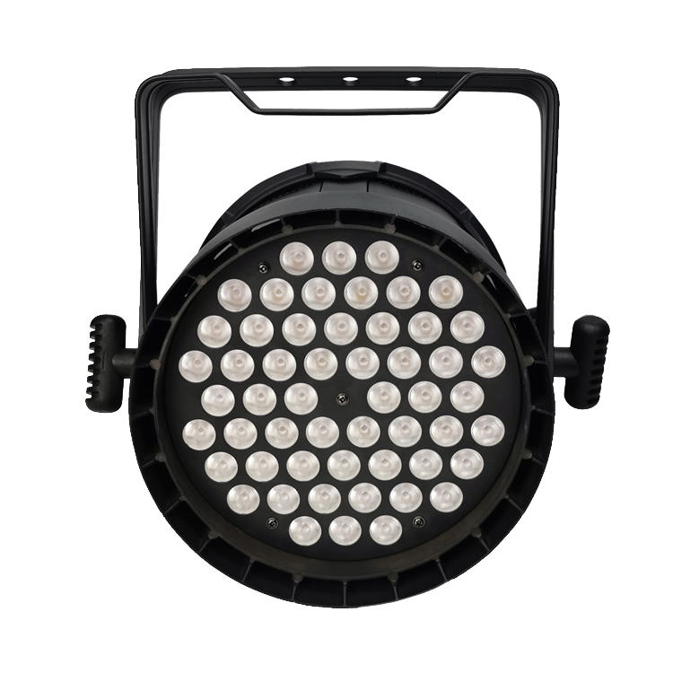 54PCS 3W RGBW LED PAR Light SL-3054A