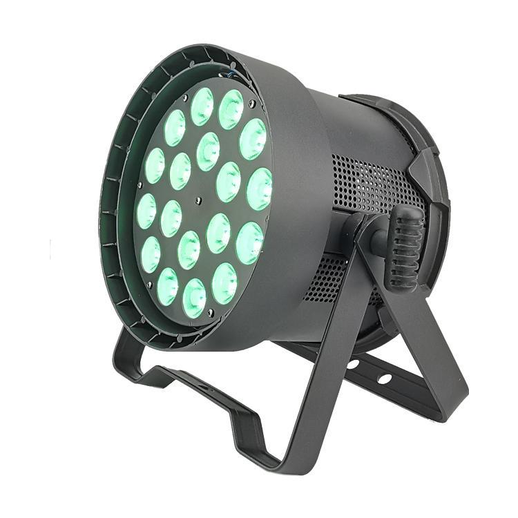 18PCS 10W RGBW LED PAR Light SL-3054B