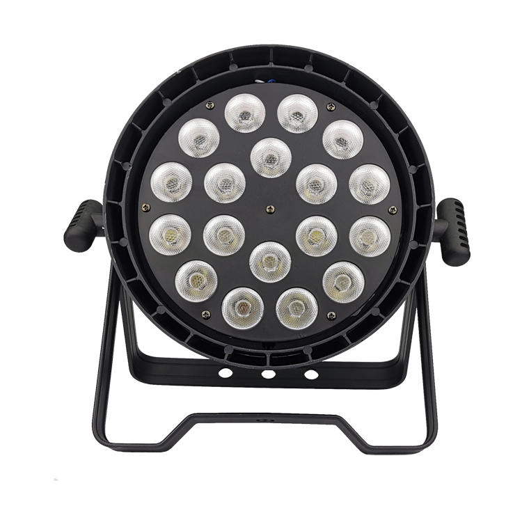 18PCS 10W RGBW LED PAR Light SL-3054B