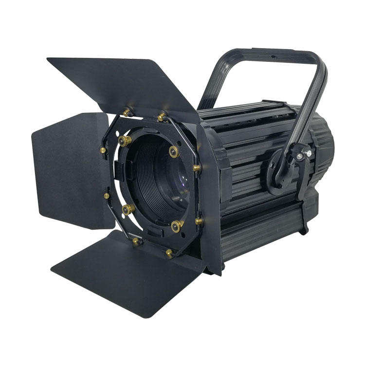 200W LED Fresnel Light With Auto Zoom SL-3330Z