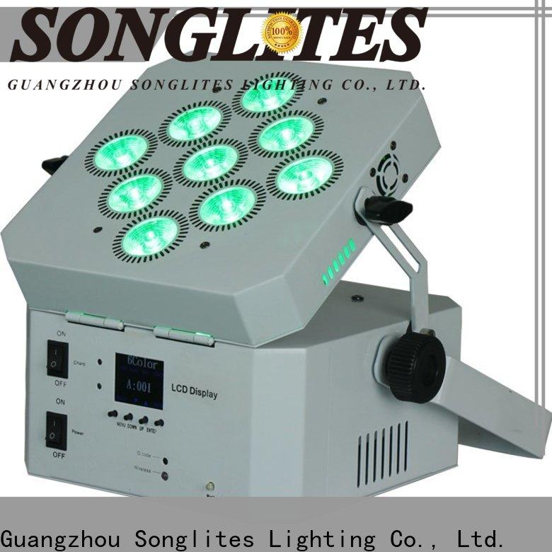 Songlites strong indoor garden lights low noise for parties