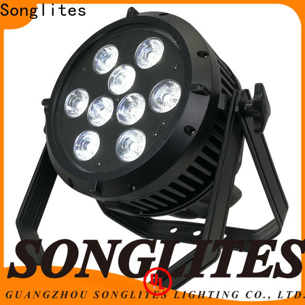 voice control dmx par can lights sl2036 supplier for shopping center