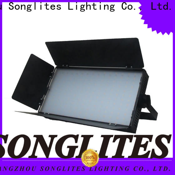 Songlites stable led panel light supplier factory price for multi-purpose halls