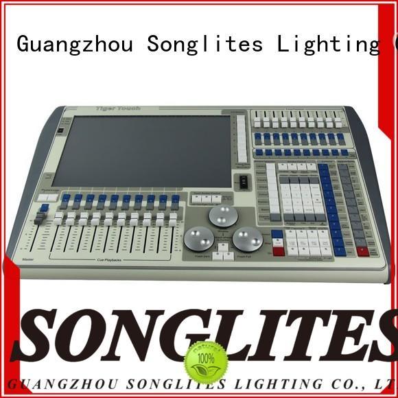 Songlites controller basic dmx controller online for KTV