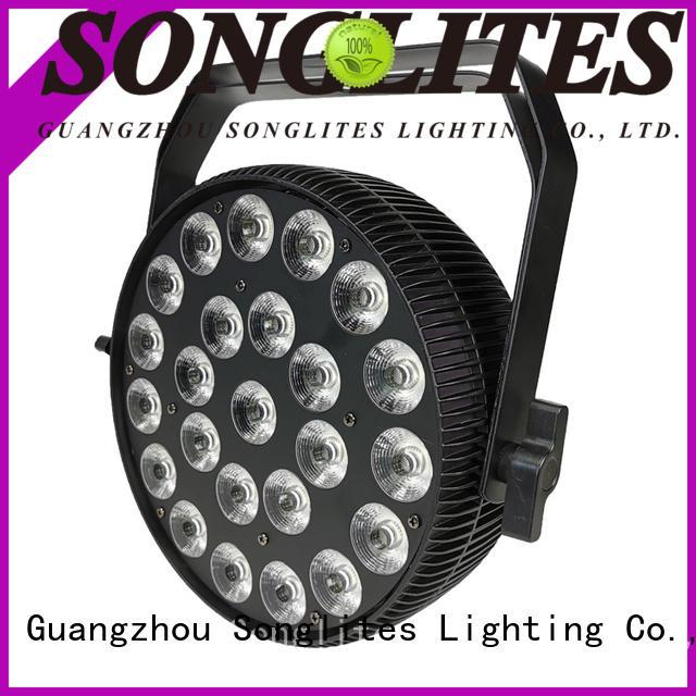Songlites light par38 led lights no flicker for exhibition show