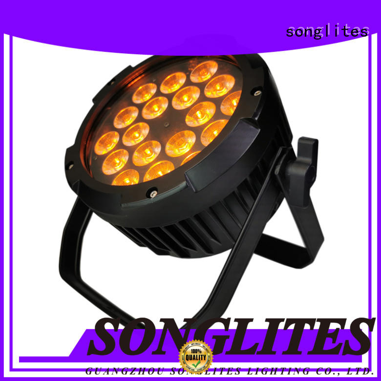 Songlites stable outdoor flood light fixtures Low noise for night club