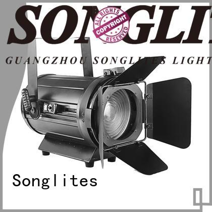 Songlites adjustable portable studio lighting Auto operation for shop windows