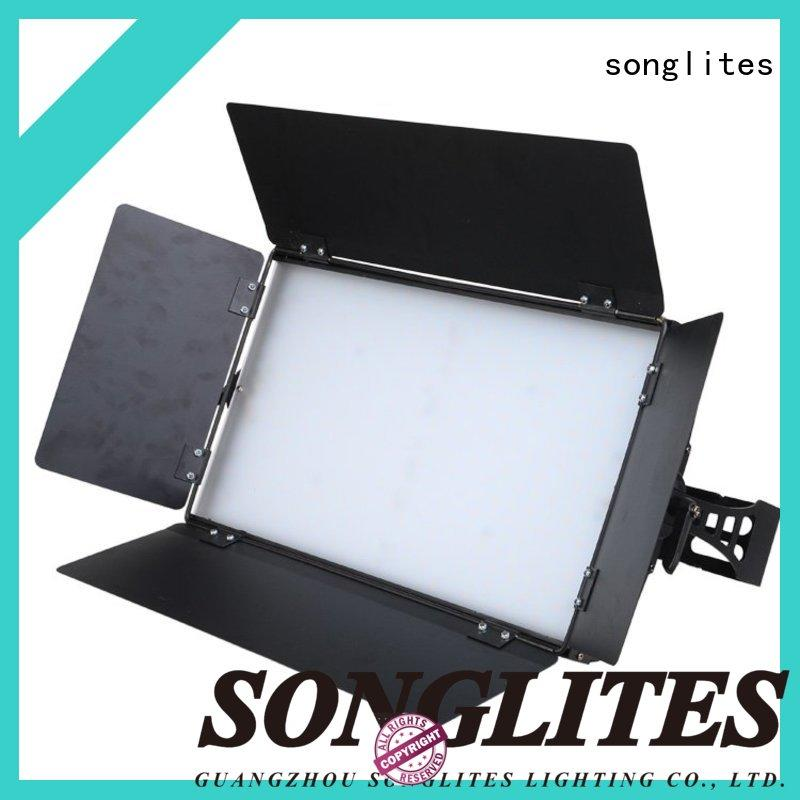 Songlites multi function square panel light orientable for conference rooms