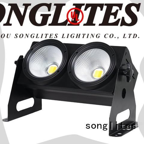 Songlites high brightness knog blinder bike lights low noise for theater