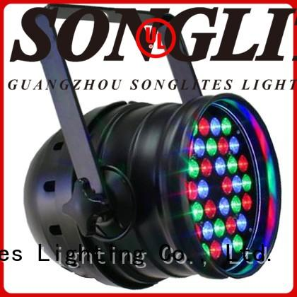 Songlites waterproof led rgb stage lighting supplier for concert