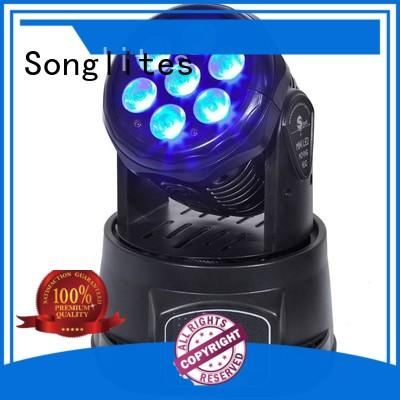 Songlites professional led beam mini led moving head effect light for bar