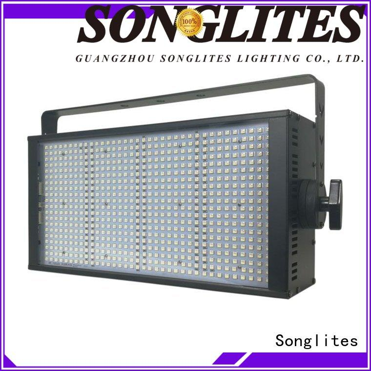 white led strobe lights supplier for TV shows Songlites