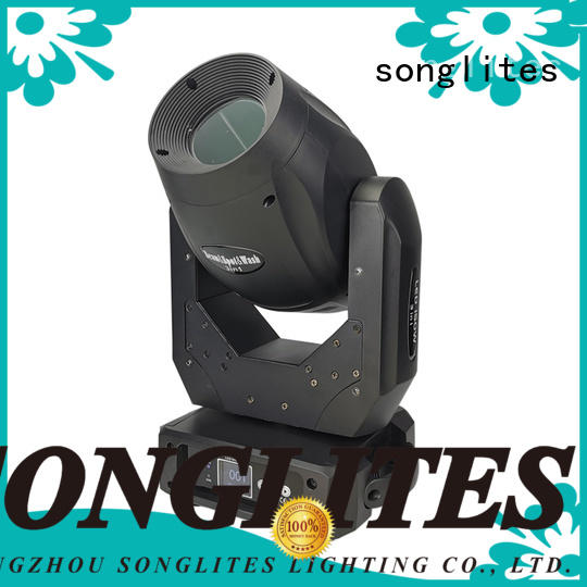 Songlites 200w mini led moving light orientable for concert