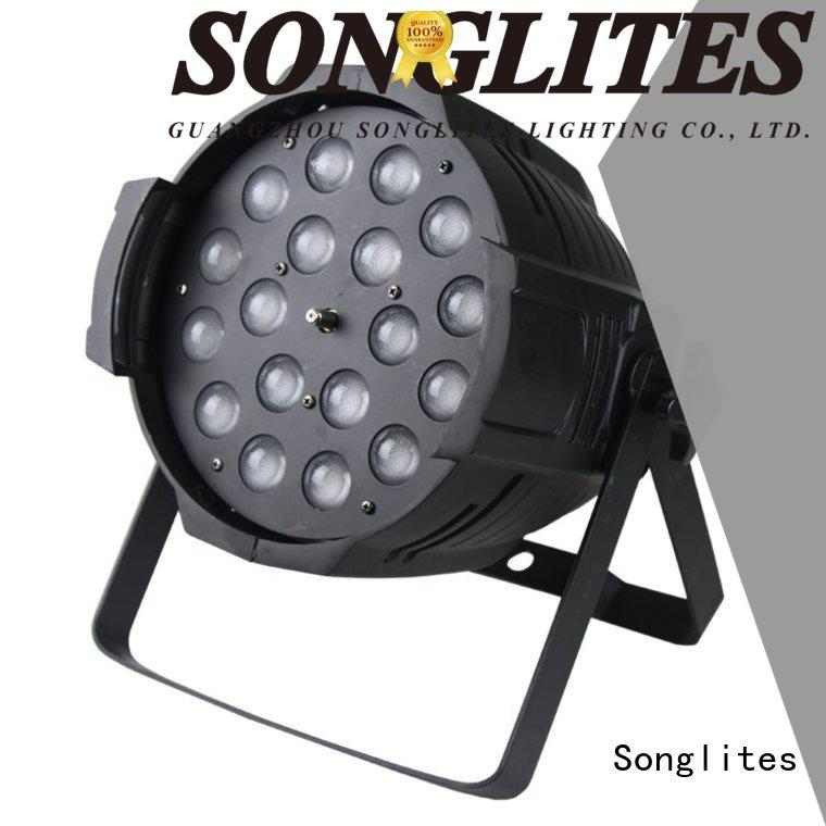 Songlites sl3001z6in1 arena par zoom Auto operation for bar