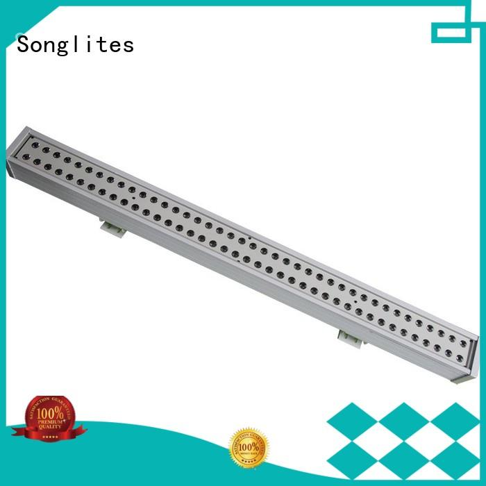 rgb ledssl2160 outdoor Songlites Brand linear wall washer lighting factory