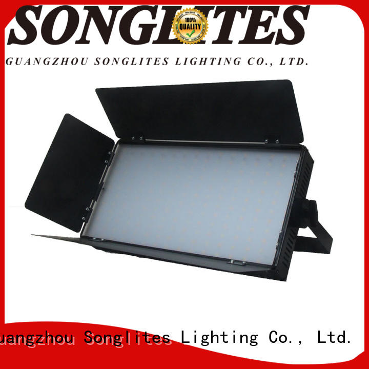 Songlites cwww led panel light supplier orientable for film and television for photography