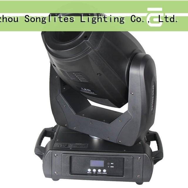 Songlites high-brightness inno spot led orientable for night club