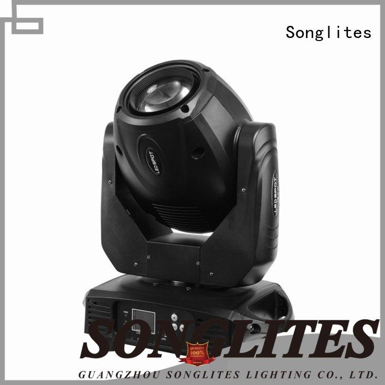 Songlites low noise spot led lamp energy saving for theater