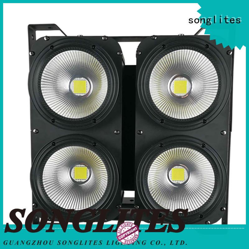 4PCS 100W white/warm white/pure white+warm white Blinder Light SL-3400N
