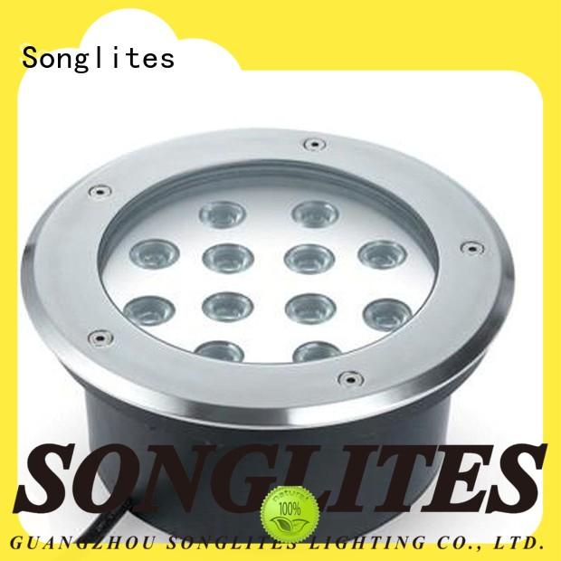Songlites professional solar underground light energy saving for meadow