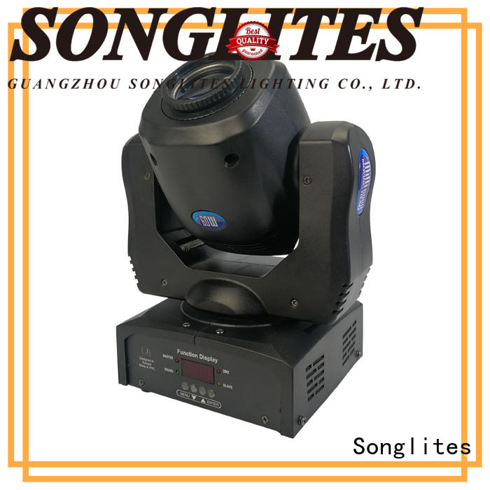 Songlites professional led moving head directly price for exhibition show