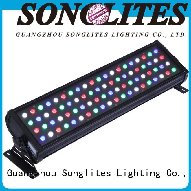 Songlites bar solar led lights outdoor versatility for shopping center