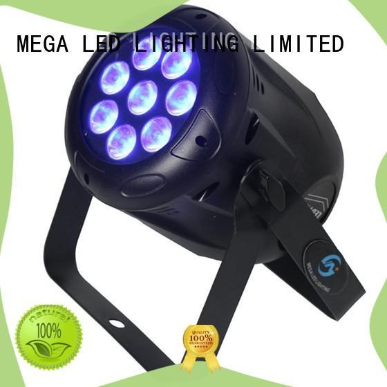 1w lampada par 20 led Low noise for night club Songlites