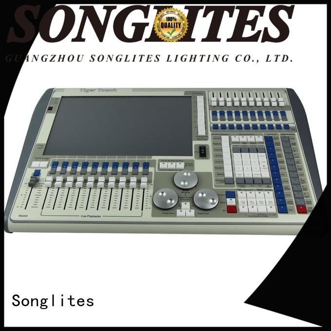 dmx512 controller light Songlites Brand portable dmx controller manufacture