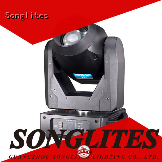 Songlites automatic spot led lamp energy saving for theater