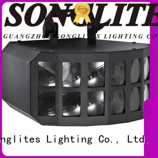 Songlites international standard Scanner Light supplier for stage