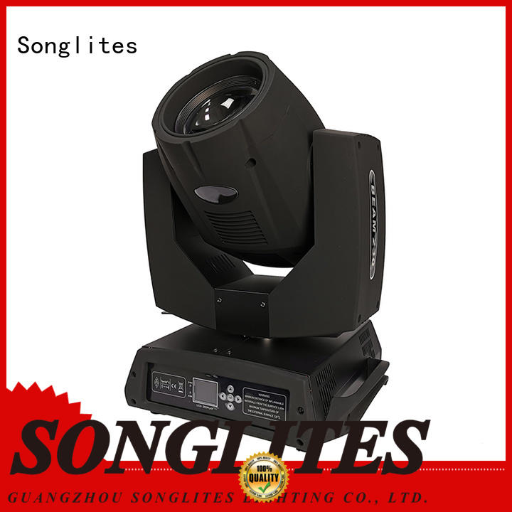 Songlites mhd stage light price energy saving for bars