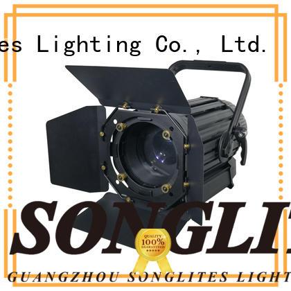 Songlites practical used fresnel lights supplier for shop windows