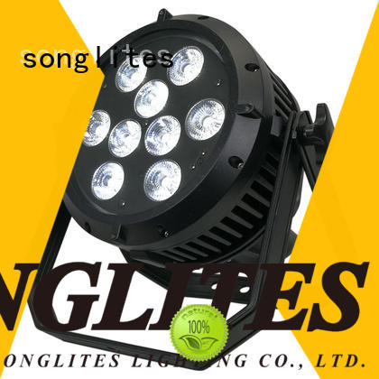 Songlites par can 64 led long service life for shopping center