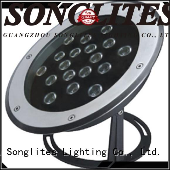 stainless steel led pool light with remote led on sale for fountain