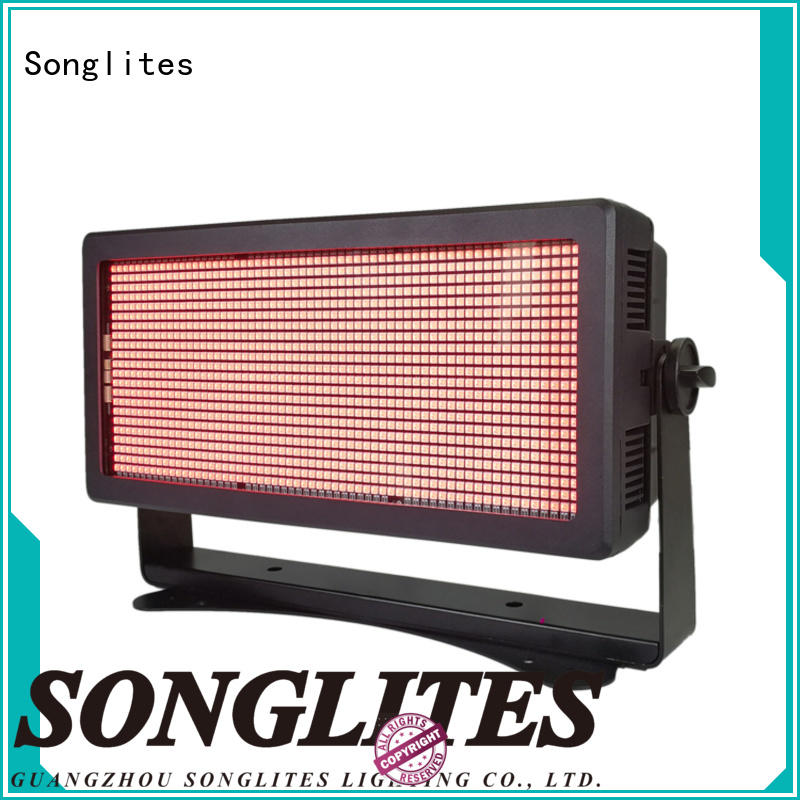 Songlites led strobe lights auto-mode for TV shows