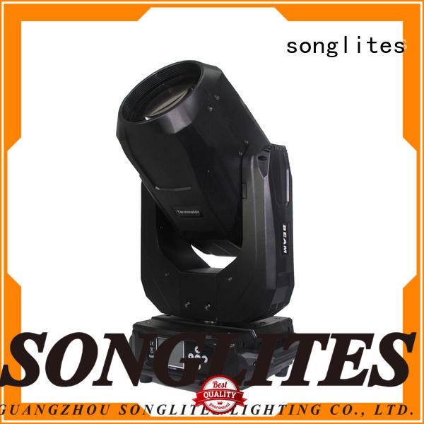 Songlites 230w best led stage lights orientable for bands
