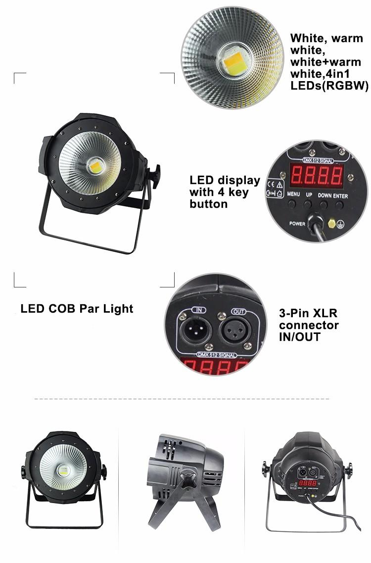 stage moving par led energy saving for architectural lighting Songlites-2