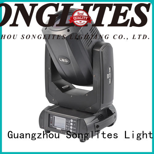 Songlites Plastic beam moving head high quality for stage
