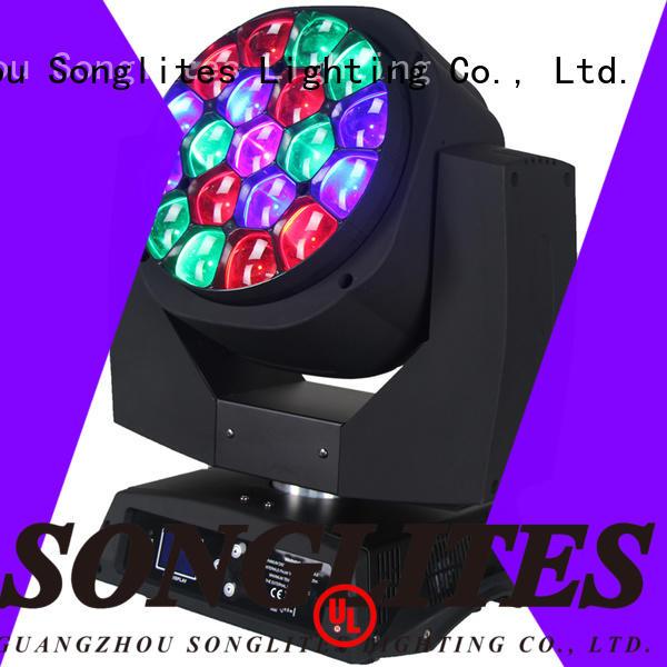 Songlites 20w moving led bar disco light for stage