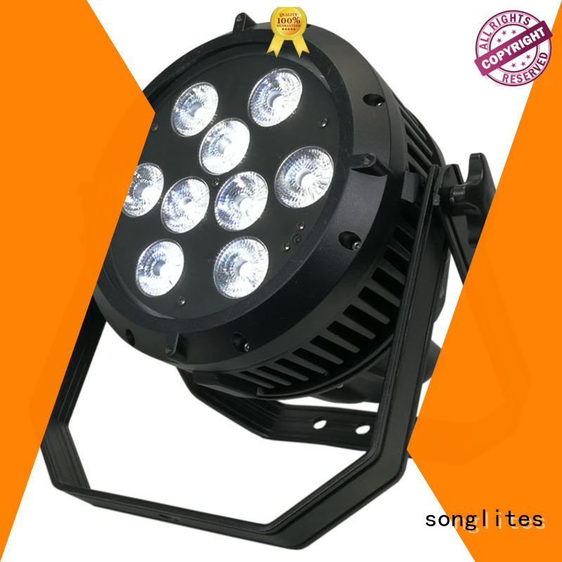 led control outdoor lighting suppliers Songlites Brand