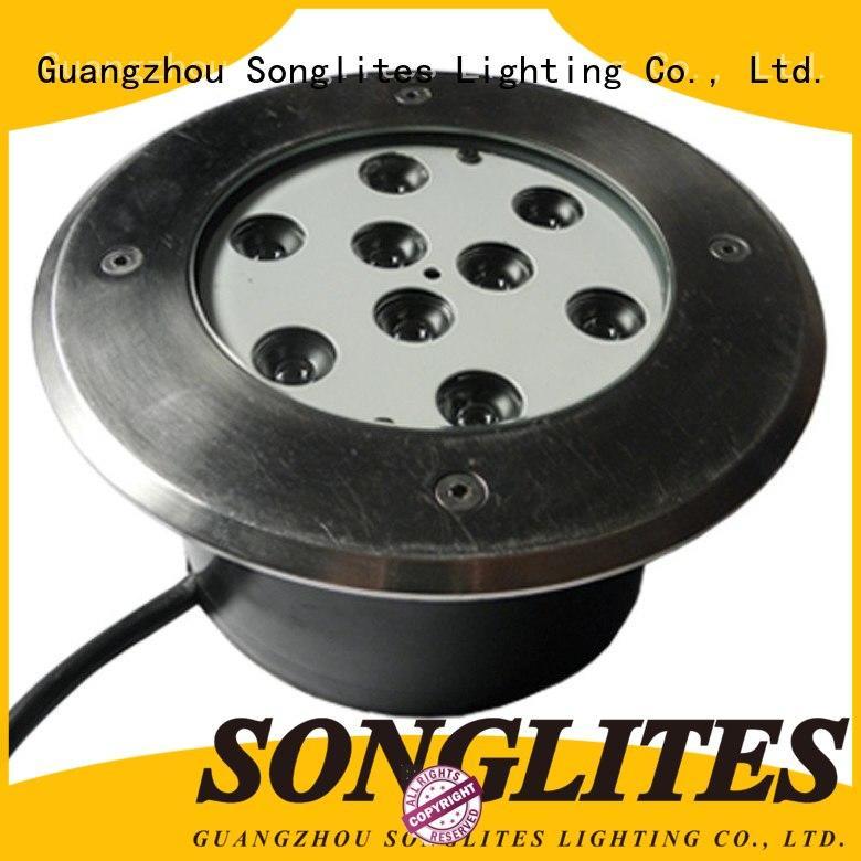 Songlites professional best solar garden path lights energy saving for buildings